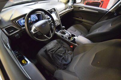 Reprogrammation moteur Ford Mondeo 2.0 TDCi 150