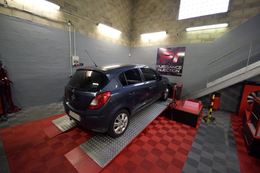 Reprogrammation moteur Opel Corsa D 1.4 Turbo 120