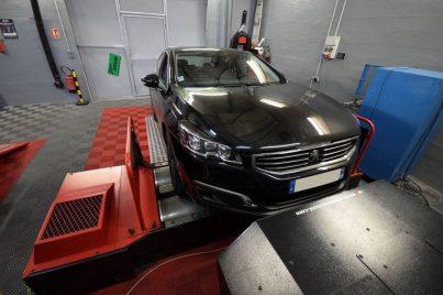 Reprogrammation moteur Peugeot 508 2.0 BlueHDi 180