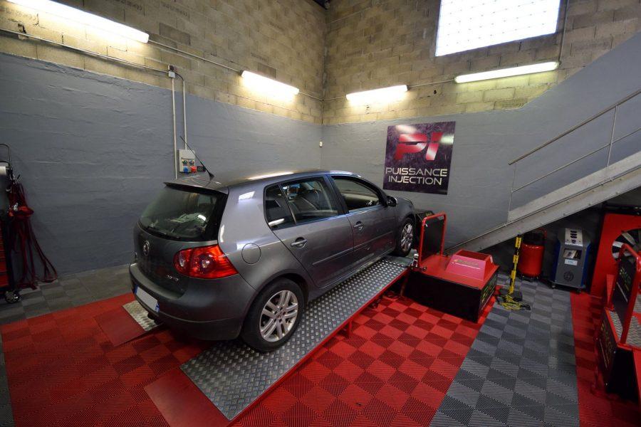 Reprogrammation moteur Volkswagen Golf 5 1.4 TSi 140 (CAVD)