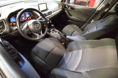 Reprogrammation moteur Mazda 3 2.0 SkyActiv-G 120